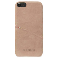 Чехол DECODED Back Cover для iPhone 8/7 Pink (D6IPO7BC3RE)