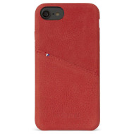 Чехол DECODED Back Cover для iPhone 8/7 Red (D6IPO7BC3RD)