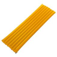 Коврик туристический CARIBEE Air Lite Yellow (5365)