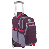 Дорожная сумка на колёсах GRANITE GEAR Trailster Wheeled 40 Gooseberry/Lilac/Watermelon (1000034-6005)