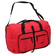 Сумка дорожная MEMBERS Holdall Ultra Lightweight Foldaway Small 39 Red (HA-0021-RE)