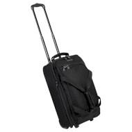 Дорожная сумка на колёсах MEMBERS Expandable Wheelbag S Black (TT-0029-BL)