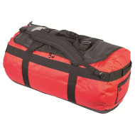 Сумка дорожная HIGHLANDER Lomond Tarpaulin Duffle 90 Red (DB115-RD)