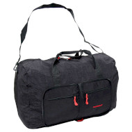 Сумка дорожная MEMBERS Holdall Ultra Lightweight Foldaway S Black (HA-0021-BL)