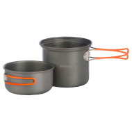 Набор посуды VANGO Hard Anodised 2 Person Cook Kit