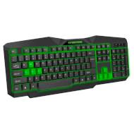 Клавіатура ESPERANZA EGK201 Green (EGK201GUA)