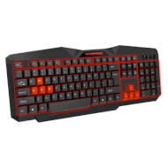 Клавіатура ESPERANZA EGK201 Red (EGK201RUA)
