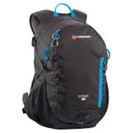 Туристический рюкзак CARIBEE X-Trek 28 Black/Ice Blue