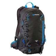 Туристический рюкзак CARIBEE X-Trek 40 Black/Ice Blue