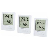 Термогигрометр BRESSER Temeo Hygro Indicator Set (7000010GYE000)