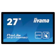 """Информационный дисплей LFD 27"""" IIYAMA ProLite TF2738MSC-B1"""
