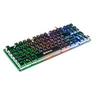Клавіатура REAL-EL Gaming 8710 TKL Backlit (EL123100030)