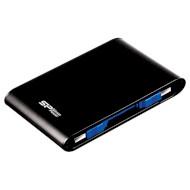Портативный жёсткий диск SILICON POWER Armor A80 1TB USB3.1 Black (SP010TBPHDA80S3K)