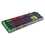 Клавіатура REAL-EL M47 RGB Jiate Blue Switch (EL123100026)