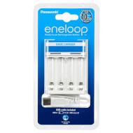 Зарядное устройство PANASONIC Eneloop Basic BQ-CC61 USB (BQ-CC61USB)