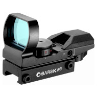 Прицел коллиматорный BARSKA Multi Reticle 1x (AC11704)