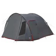 Палатка 4-местная HIGH PEAK Tessin 4 Dark Gray/Red