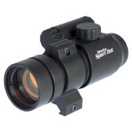 Приціл коліматорний HAWKE Red Dot 1x30 9-11mm/Weaver Rail (12 100)