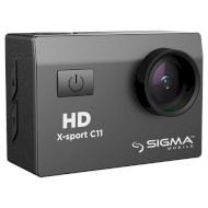 Экшн-камера SIGMA MOBILE X-sport C11 Black (SGM-6438)