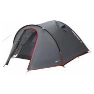 Палатка 3-местная HIGH PEAK Nevada 3 Dark Grey/Red
