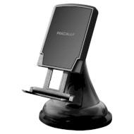 Автодержатель для смартфона MACALLY Magnetic Car Suction Mount Holder (MGRIPMAG)