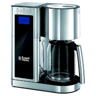 Крапельна кавоварка RUSSELL HOBBS Elegance Glass (23370-56)