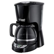 Капельная кофеварка RUSSELL HOBBS Textures Plus Black (22620-56)