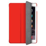 Обложка для планшета MACALLY Protective Case and Stand для iPad Air 2 Red (BSTANDPA2-R)