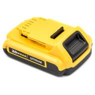 Аккумулятор POWERPLANT для электроинструментов DeWalt 20V 1.5Ah (TB920617)
