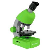 Микроскоп BRESSER Junior 40-640x Green (8851300B4K000)