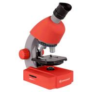 Мікроскоп BRESSER Junior 40-640x Red (8851300E8G000)