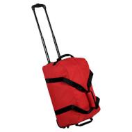 Дорожная сумка на колёсах MEMBERS Holdall on Wheels S Red (TT-0033-RE)