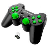 Геймпад ESPERANZA Gladiator EGG108G Black/Green