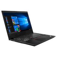 Ноутбук LENOVO ThinkPad E480 Black (20KN005BRT)