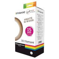Пластиковый материал (филамент) для 3D принтера POLAROID PLA 1.75mm Wood (3D-FP-PL-2501-00)