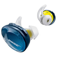 Наушники BOSE SoundSport Free Midnight Blue/Citron