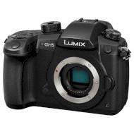 Фотоапарат PANASONIC Lumix DC-GH5 Body (DC-GH5EE-K)