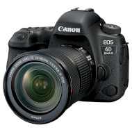 Фотоаппарат CANON EOS 6D Mark II Kit EF 24-105mm f/3.5-5.6 IS STM (1897C030)