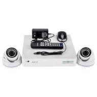 Комплект видеонаблюдения GREEN VISION GV-K-S15/02 (LP6658)