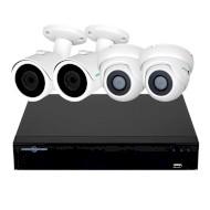 Комплект видеонаблюдения GREEN VISION GV-K-S17/04 (LP6660)