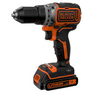 Шуруповёрт BLACK&DECKER BL186KB