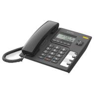 Провідний телефон ALCATEL T56 Black