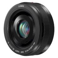 Объектив PANASONIC Lumix G 20mm f/1.7 ASPH (H-H020AE-K)