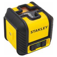 Нивелир лазерный STANLEY Cubix Green Beam (STHT77499-1)