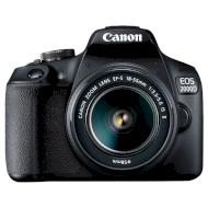 Фотоаппарат CANON EOS 2000D Kit EF-S 18-55mm f/3.5-5.6 IS II (2728C015)