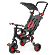 Велосипед детский GALILEO Strollcycle Black/Red