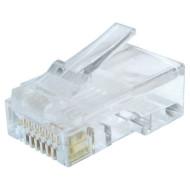 Коннектор CABLEXPERT RJ-45 UTP Cat.6 100шт/уп (LC-8P8C-002/100)
