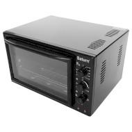 Электропечь SATURN ST-EC3801 Black