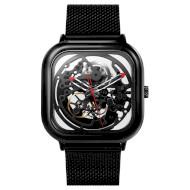 Часы наручные XIAOMI CIGA Design Hollowed-out Mechanical Watch Black (Z011-BLBL-13)