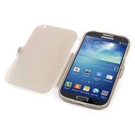 Чехол TUCANO Pronto Booklet для Galaxy S4 Nero (SG4PR)